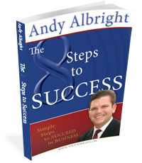 The 8 Steps to Success by Andy Albright